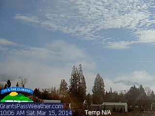Grants Pass Weather Camera